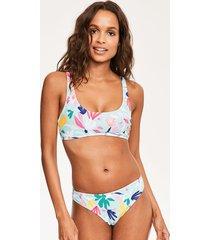 secret garden soft crop bikini top