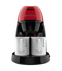 cafeteira elétrica cadence single caf211 vermelho 220v 220v