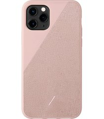 clic canvas iphone 11 pro case - rose
