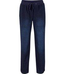 jeans con elastico in vita loose fit (nero) - bpc bonprix collection