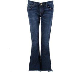 current/elliott jeans the flip flop blauw