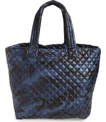 mz wallace large metro tote - blue