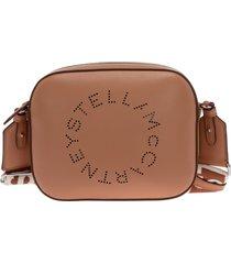 borsa donna a spalla shopping stella logo mini