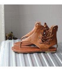 tallas grandes sandalias con correa de tiras mujer con sandalias
