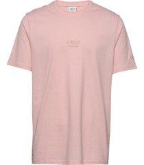 arkk classic tee soft blush t-shirts short-sleeved rosa arkk copenhagen