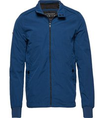 premium iconic harrington dun jack blauw superdry