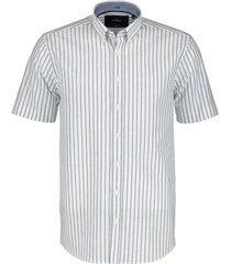 jac hensen overhemd - modern fit - wit