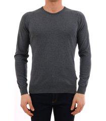 john smedley gray sweater