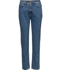 susan raka jeans blå rodebjer