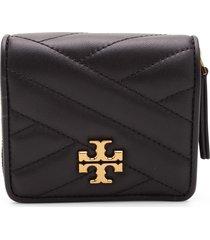 tory burch kira leather wallet