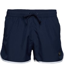 sandro sandro swim shorts badshorts blå björn borg
