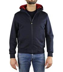 people of shibuya nakata navy blue hooded sweatshirt