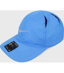 gorra azul-gris nike arobill fthlt