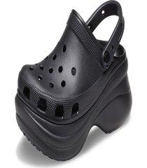 sandália crocs classic bae clog w preto