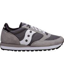 scarpe sneakers uomo camoscio jazz original