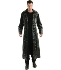 buyseasons men's pirate trench coat adult costume