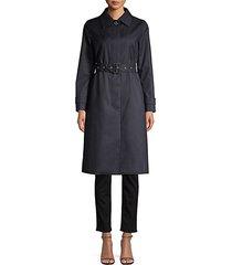 roslin belted trench coat