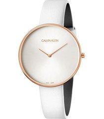 reloj calvin klein - k8y236l6 - mujer