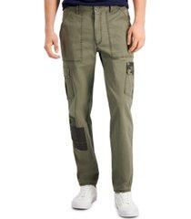 sun + stone men's varet cargo pants, created for macy's