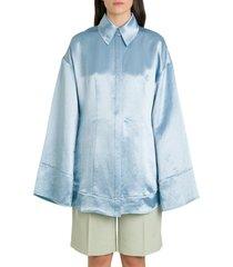 acne studios suzette shirt