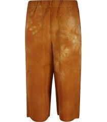 barena straight mid-length shorts