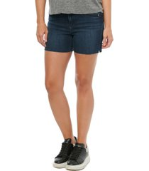 "women's ""ab"" solution 4"" shorts with pulled string hem"