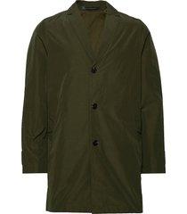graasten coat 10915 dunne lange jas groen samsøe samsøe