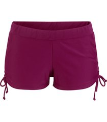 pantaloncino da bagno con slip integrato (rosso) - bpc selection