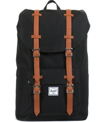 men's herschel supply co. little america - mid volume backpack - black