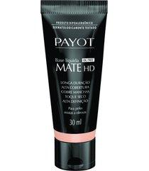base líquida matte hd 30ml claro 2 - payot único