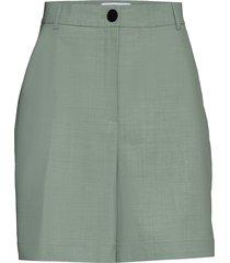 mid-thigh suit shorts bermudashorts shorts grön designers, remix