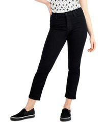 celebrity pink juniors' high-rise slim-straight ankle jeans
