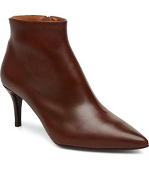 booties 3350 shoes boots ankle boots ankle boots with heel brun billi bi