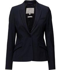 billaa blazer colbert blauw inwear