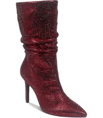 thalia sodi raquell booties, created for macy's women's shoes