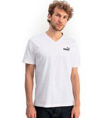 camiseta - blanco - puma - ref : 85242102