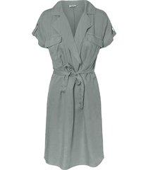 nmvera s/s endi tencel shirt dress