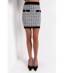 akira too busy mini skirt