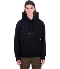 helmut lang sweatshirt in black cotton