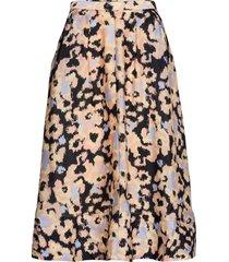 ruth skirt knälång kjol rosa second female