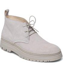 james desert boots snörskor grå vagabond