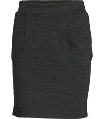ihkate sk kort kjol grå ichi
