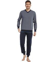 heren pyjama pastunette 23212-600-2-3xl/58