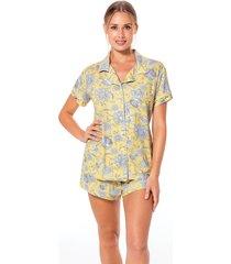 dorina - bluzka piżamowa stephanie