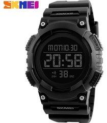 reloj deportivo para hombre reloj al aire libre-negro