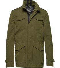 fleet jacket dun jack groen superdry
