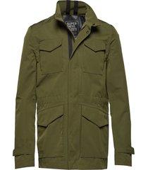 fleet jacket dun jack groen superdry