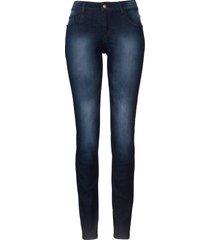 jeans elasticizzati skinny (blu) - john baner jeanswear