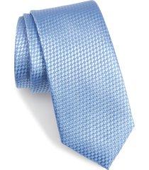 men's nordstrom lozardi tie, size regular - blue