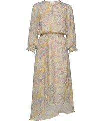 hayden dress knälång klänning multi/mönstrad inwear